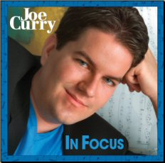 In Focus CD - Joe Curry